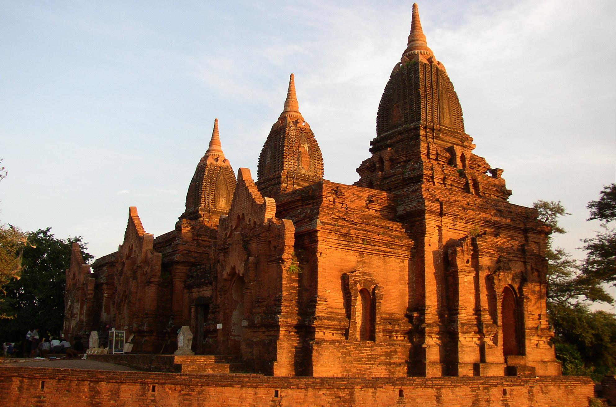 filming locations in Myanmar - Bagan