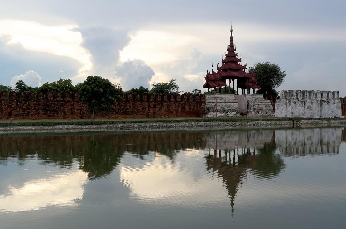 filming locations in Myanmar - Mandalay
